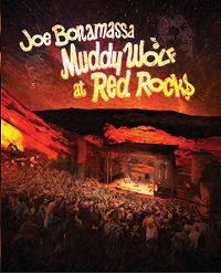 Cover Joe Bonamassa - Muddy Wolf At Red Rocks [DVD]